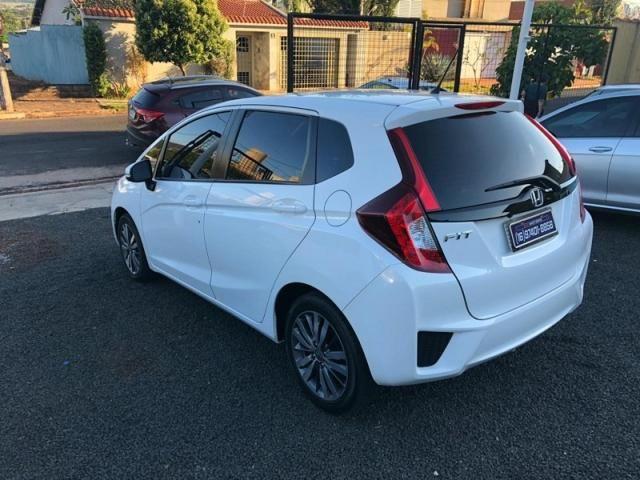 Honda Fit EX 1.5  Branco - Foto 6