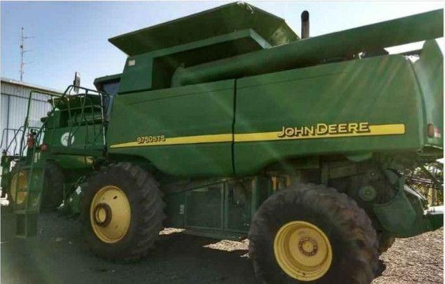 Jonh Deere 9750 sts (entr+Parc)