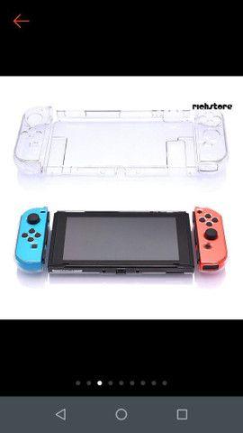Capa Acrílica para Nintendo Swicth