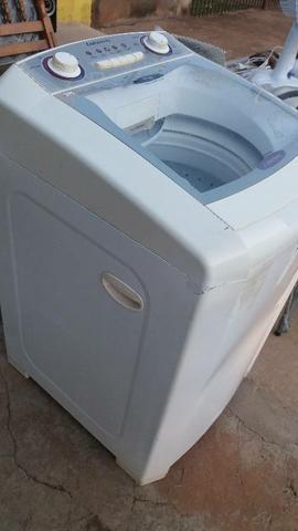 Lavadora tanquinho nova e maquina faz tudo - Foto 6