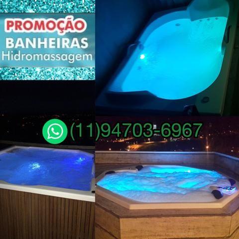 Banheiras SPAS PROMOÇÃO