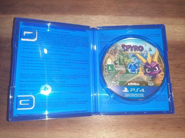 Spyro (Reignited Trilogy) - Ps4 - Foto 3