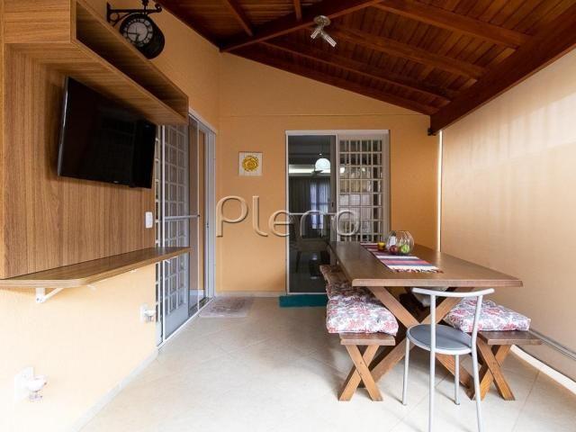 Casa à venda com 3 dormitórios em Parque prado, Campinas cod:CA015476 - Foto 9