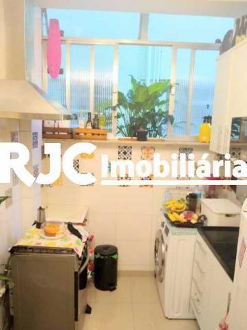 Apartamento à venda com 1 dormitórios em Humaitá, Rio de janeiro cod:MBAP10246 - Foto 12