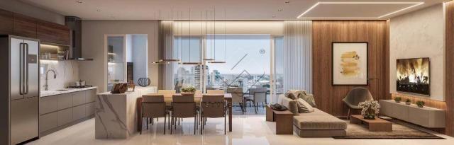 Apartamento com 3 dormitórios à venda, 137 m² por R$ 927.120,00 - Ária - Cuiabá/MT - Foto 9