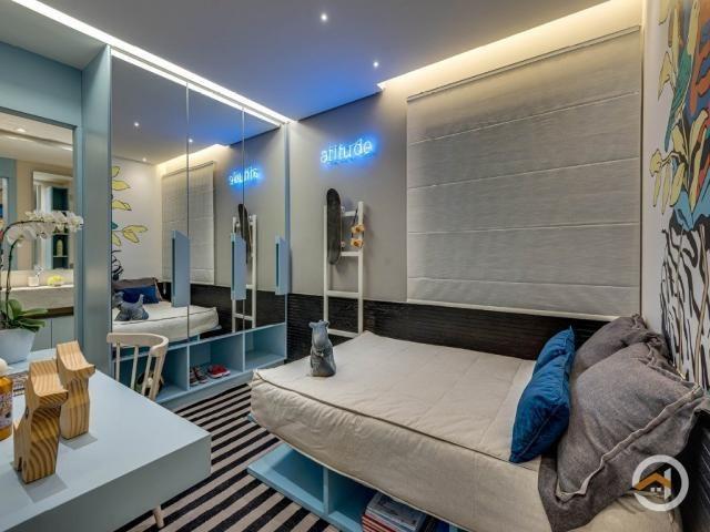 Apartamento à venda com 4 dormitórios em Setor bueno, Goiânia cod:3405 - Foto 12