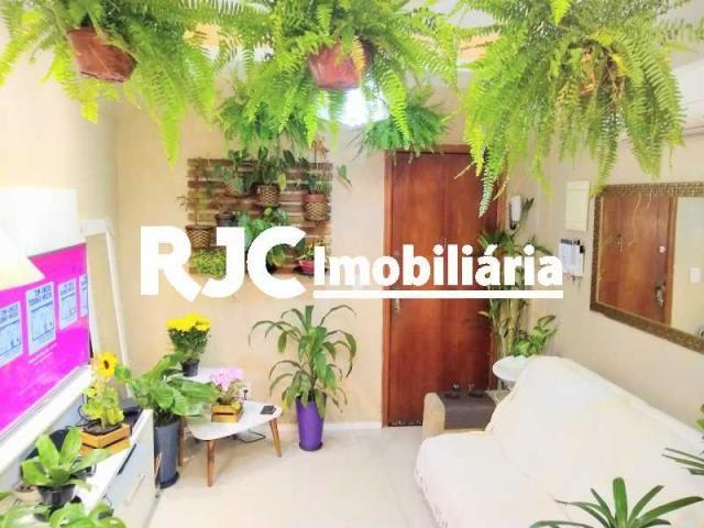 Apartamento à venda com 1 dormitórios em Humaitá, Rio de janeiro cod:MBAP10246 - Foto 6