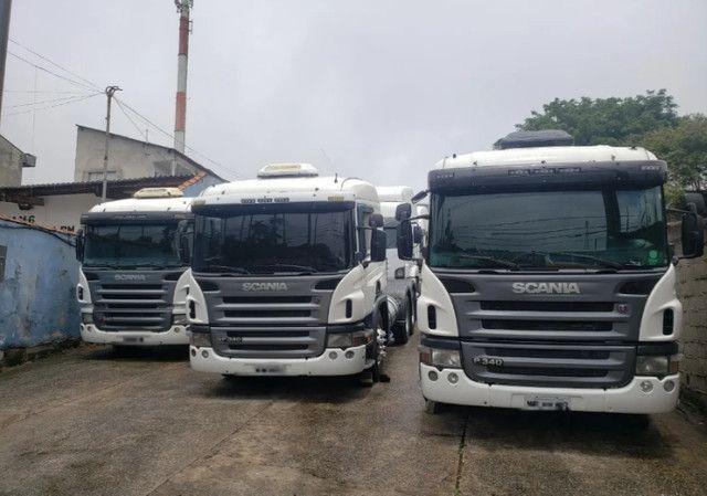 Caminhão Scania P340 #Parcelas Imperdíveis - Foto 2