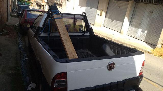 Fiat Strada Working CS Cabine Simples - Foto 7