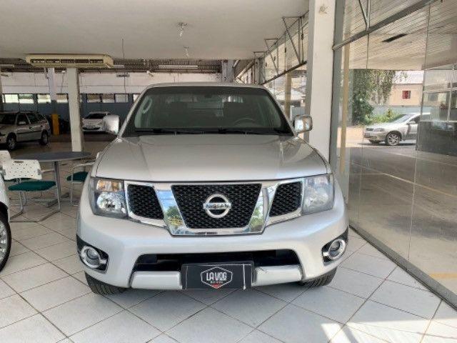 Nissan Frontier Platinum 2.5 2014