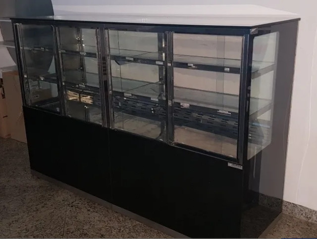 Balcão Vitrine expositor refrigerado auto serviço - Foto 2