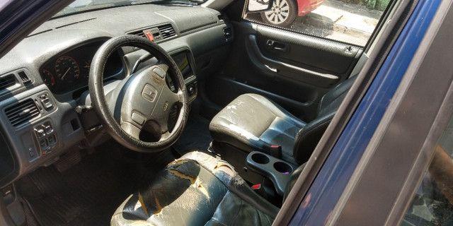 Honda CRV 4x4 ano 2000 - Foto 7