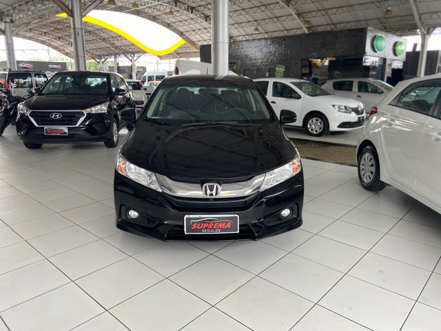 Honda city EXL 1.5 aut. 2015/15