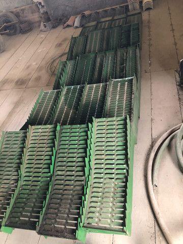 Saca palhas para colheitadeira - Foto 2