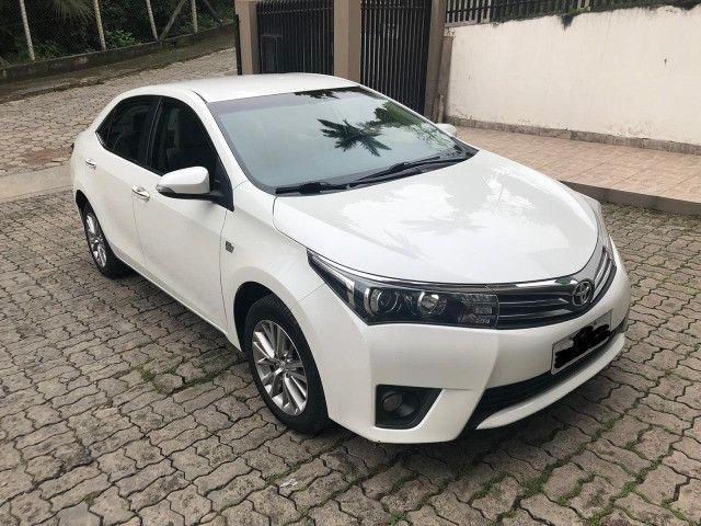 Corolla 2015 Altis - 2.0 Flex 16V Automático