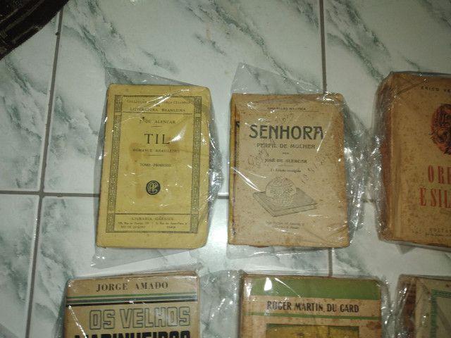 Lote de livros antigo - Foto 5