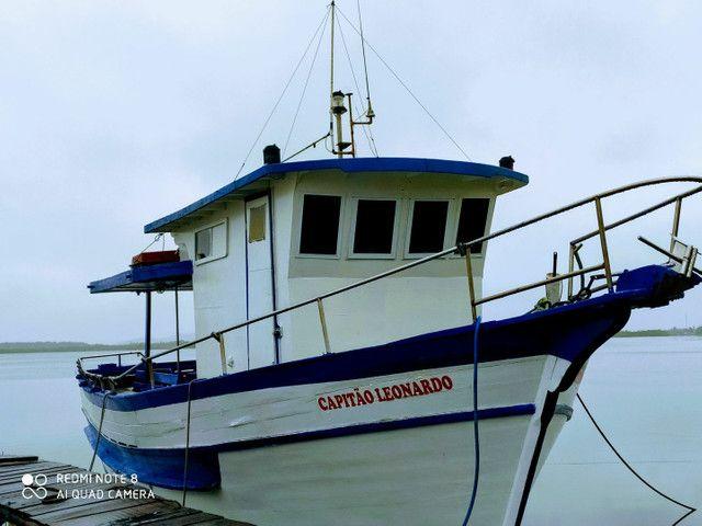 Barco de turismo e pesca esportiva - Foto 2