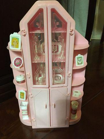 Barbie Cristaleira (estilo Rosas)