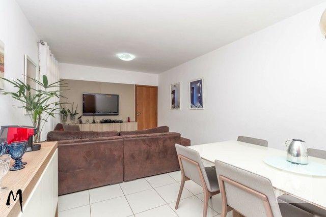 Apartamento à venda com 3 dormitórios em Dona clara, Belo horizonte cod:334591 - Foto 3