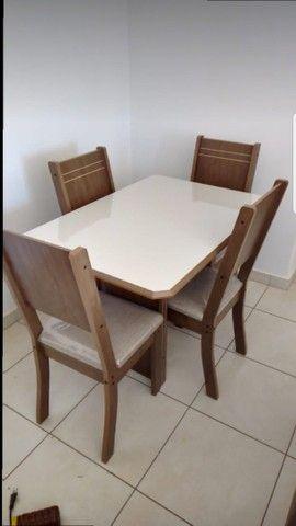 mesa de jantar completa direto da fabrica