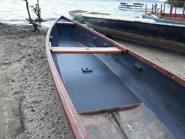 Canoas em Fibra de Vidro (sem motor) - Foto 11
