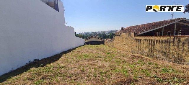 Terreno à venda, 603 m² por R$ 540.000 - Vila Santista - Atibaia/SP - Foto 3