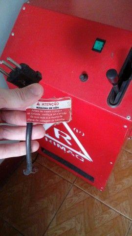 Maquina de fazer Chinelo RIMAQ Automática - Foto 3