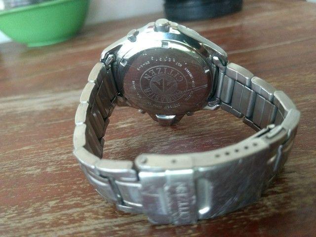 Vendo relógio citzen - Foto 2