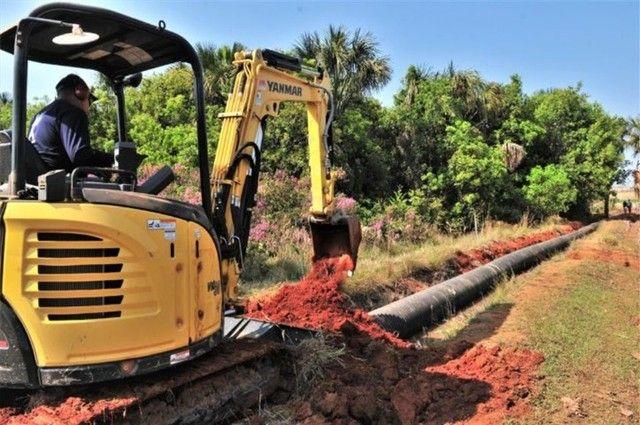 Mini escavadeira, Demolição, pavimentação, pavers, pavis,  - Foto 2