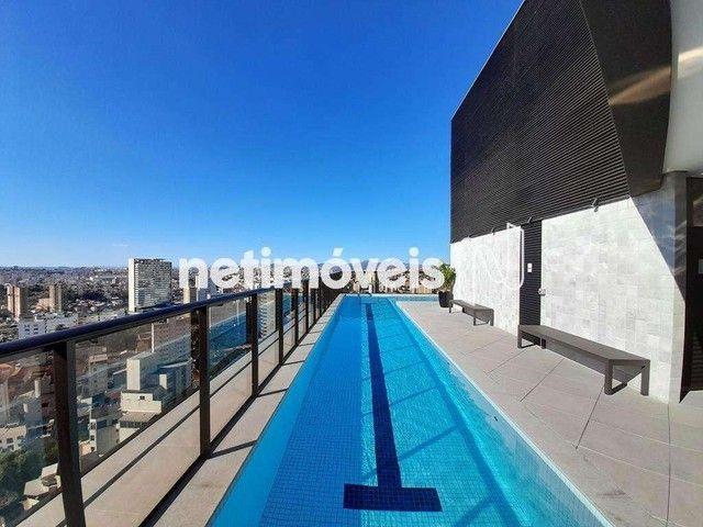 Apartamento para alugar com 1 dormitórios em Santa efigênia, Belo horizonte cod:857554 - Foto 14