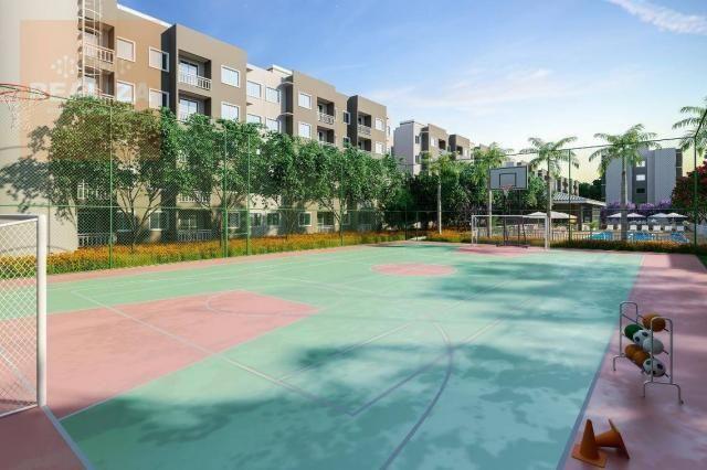 Apartamento com 2 dormitórios à venda, 49 m² no Eusébio. - Foto 7
