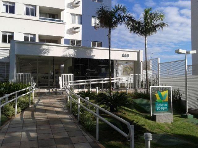8062 | Apartamento para alugar com 3 quartos em Vila Cleòpatra, Maringá - Foto 2