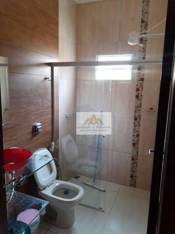 Casa com 3 dormitórios à venda, 120 m² por R$ 190.000,00 - Jardim Paraíso - Sertãozinho/SP - Foto 8