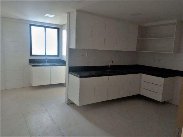 Apartamento para alugar com 3 dormitórios em Tambaú, João pessoa cod:23667 - Foto 15