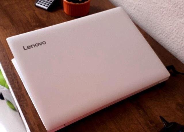 notebook lindo branco, lenovo i3, 6 geração, 4gb - Foto 4