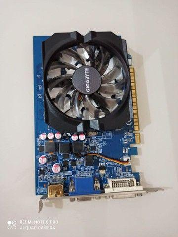 Monitor AOC e GT 740 ambas retirada de peças - Foto 2