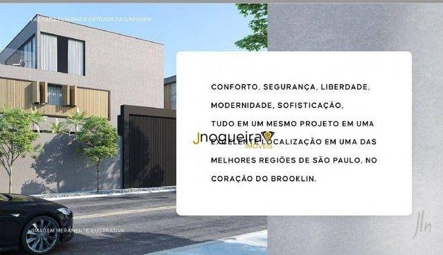 Casa com 4 dormitórios à venda, 739 m² por R$ 7.100.000,00 - Brooklin Paulista - São Paulo - Foto 4