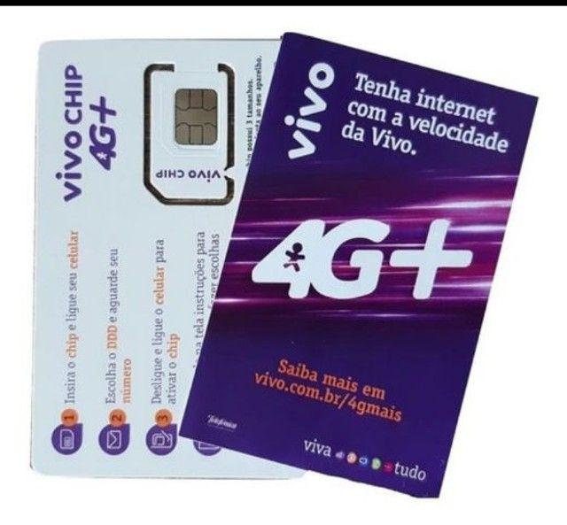 Vivo chip 4G+
