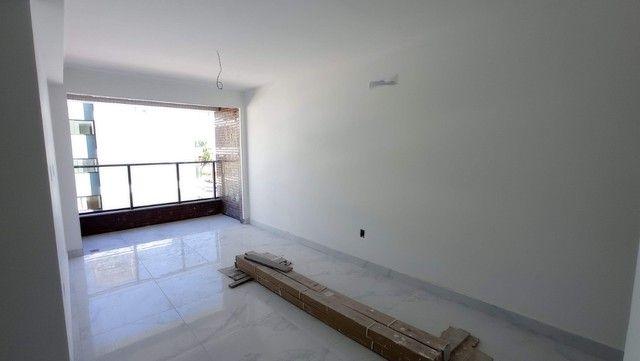 Apartamento beira mar do cabo branco com 2 quartos  - Foto 4