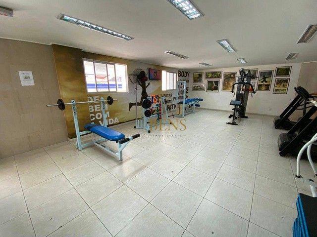 Apartamento com 2 dormitórios para alugar, 73 m² por R$ 1.400,00/mês - Catolé - Campina Gr - Foto 15