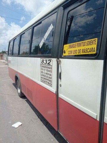 Vendo micro ônibus w8  no ponto de trabalhar! - Foto 2