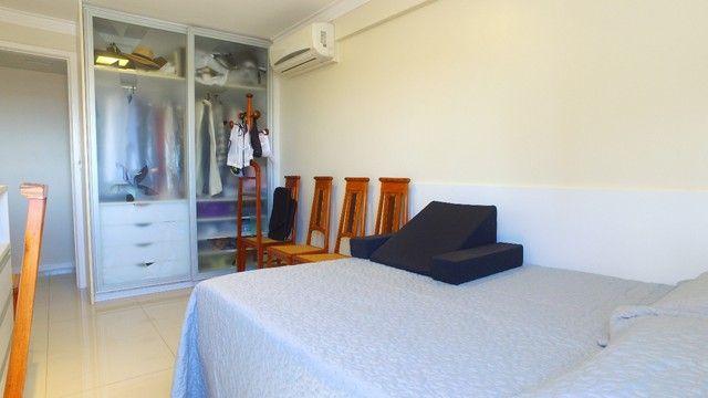 Apartamento beira mar com 195 metros quadrados com 4 suítes em Pajuçara - Maceió - AL - Foto 8