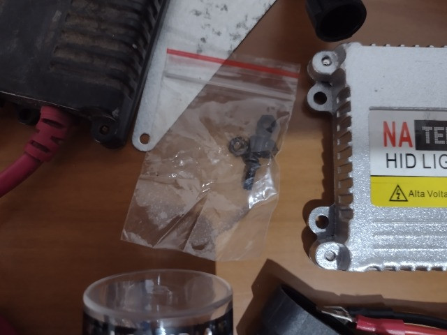 Kit completo Xenon para Corolla - Foto 3