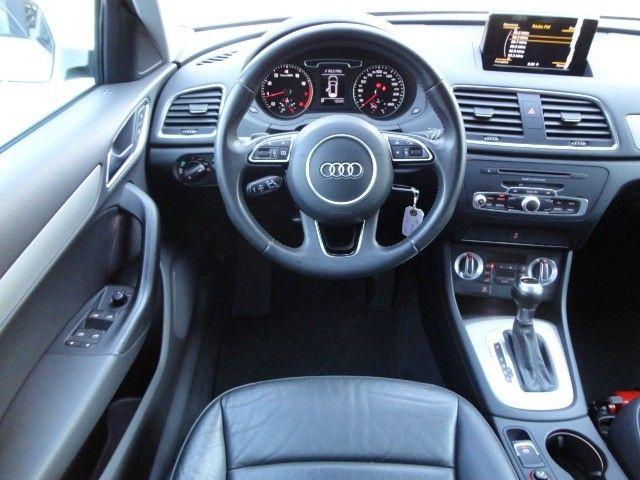 Audi Q3 2.0 Ambiente Quattro + Teto Panorâmico  - Foto 7