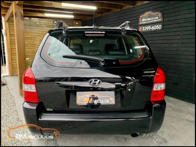 Hyundai Tucson 2.0 GL Auto 2008 - Foto 11