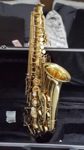 Saxofone Alto - aceito ofertas - Foto 6