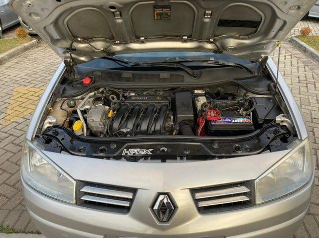 Renault MEGANE GRAND TOUR DYNAMIQUE 1.6 16V HI-FLEX MEC. - Foto 16