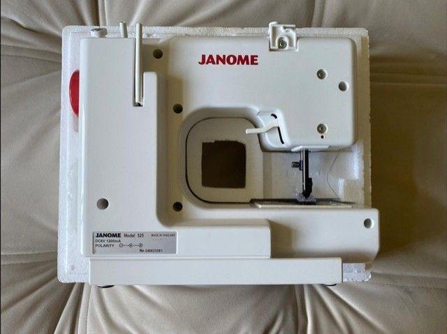 Máquina de costura- janone sew mine - Novo - Foto 4