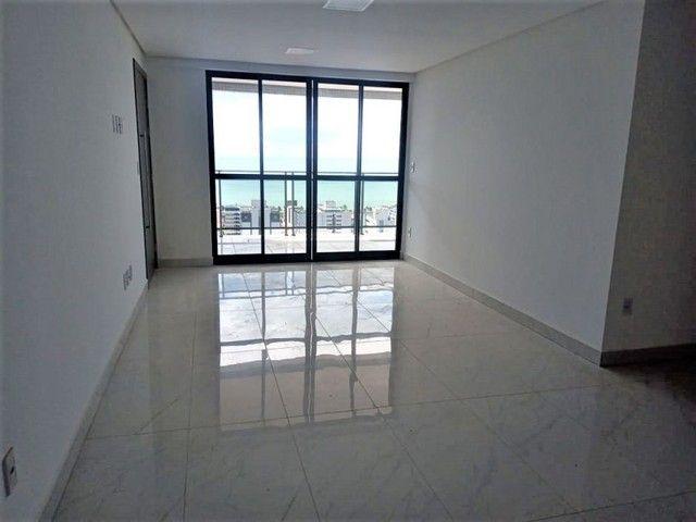 Apartamento para alugar com 3 dormitórios em Tambaú, João pessoa cod:23666 - Foto 3