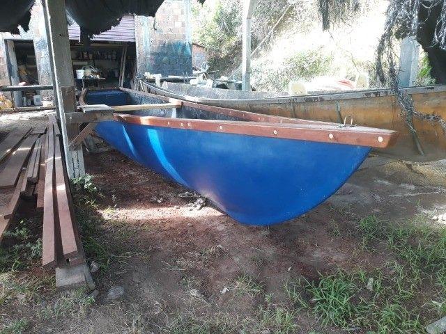 Canoas em Fibra de Vidro (sem motor) - Foto 7